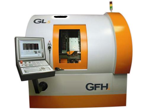 GFH verktygsmaskin laserskärning