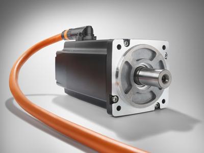 Hiperface DSL servolösning servomotor en kabel