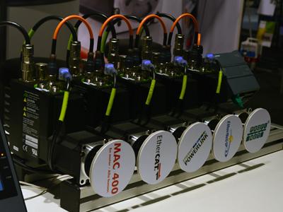 servomotor macmotor ethernet profinet