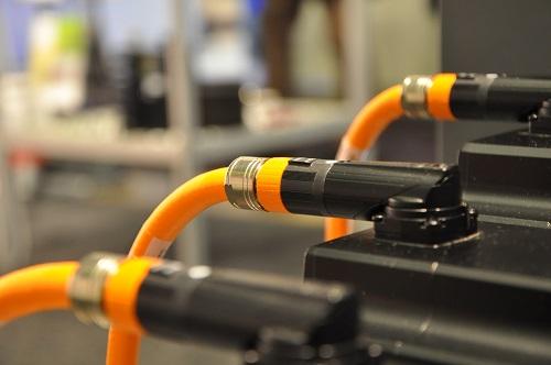 kabel kablage styrskåp enkabelteknologi genomföring