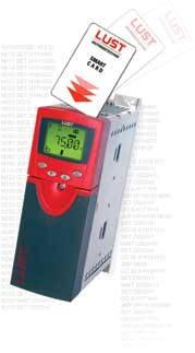 SmartCard för frekvensomriktare