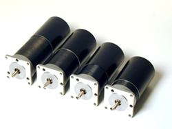 MAC motor 4 olika storlekar