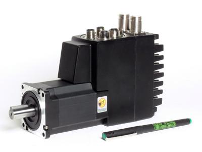 MAC motor integralmotor servomotor