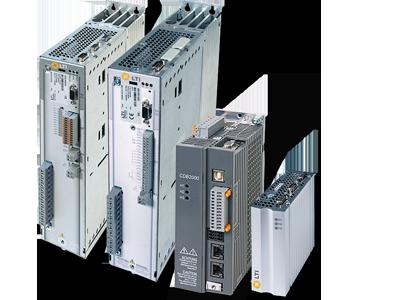 AC servodrive, klenspänningsservo, lågspänningsservo, för 24/48 VDC matning CDF3000