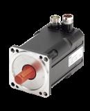 LST servomotor med vridmoment (Mo) från 0,1 till 115 Nm (extern kylning upp till 145 Nm)