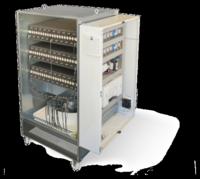 Effektmotstånd för test av stora batteripaket