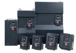 HVAC Frekvensomformare för byggnadsautomation, luftkonditionering med pumpstyrning och fläktstyrning