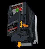 Installation av frekvensomriktare
