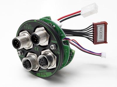 MAC00-FP4 4 digitala ingångar Profibus-dp Siemens