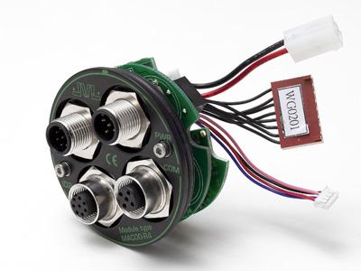 expansionsmodul JVL servomotor