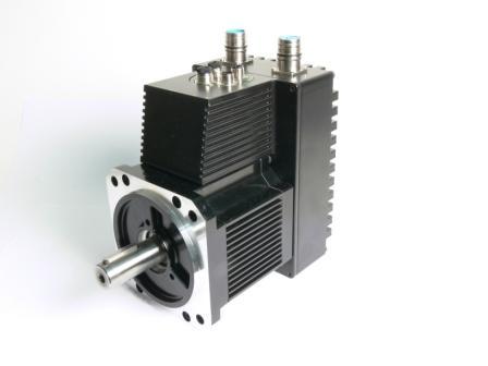 MAC-motor servomotor integrerad förstärkare