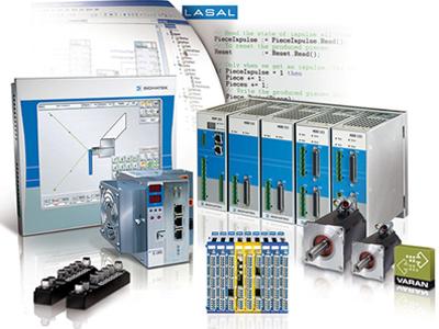 styrsystem automationslösning plc servodrive fältbuss