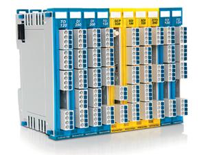 s-dias I/O komponenter