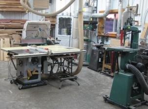 Träbearbetningsmaskiner