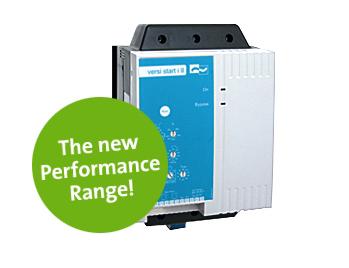 Preformance Line mjukstart VersiStart VS i II 18-200A