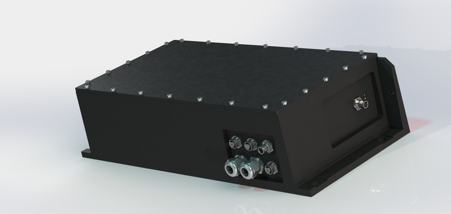 rugged servo drive defence defense off-shore offshore