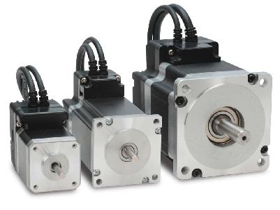 Ezi-STEP BT stegmotor integrerade förstärkare